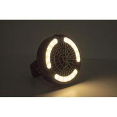 Bo-Camp Ventilatorlamp LED