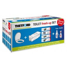 Thetford Toilet Fresh-Up Set C2-3-4