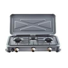 Gimeg Kooktoestel 3-pits Deluxe Beveiligd